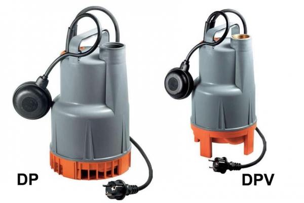 Máy bơm chìm nước thải hiệu Pentax - Model: DP