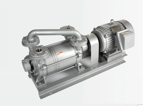 Máy bơm hút chân không vòng nước hiệu DOOVAC - KOREA. Model: DWX850-15H-25H-30H-40H-55H-70H-80H-10S-12S-20S-28S