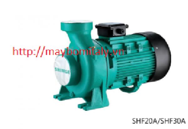 Máy bơm lưu lượng lớn hiệu SHIMGE  Model: SHFm5AM/SGAM1A