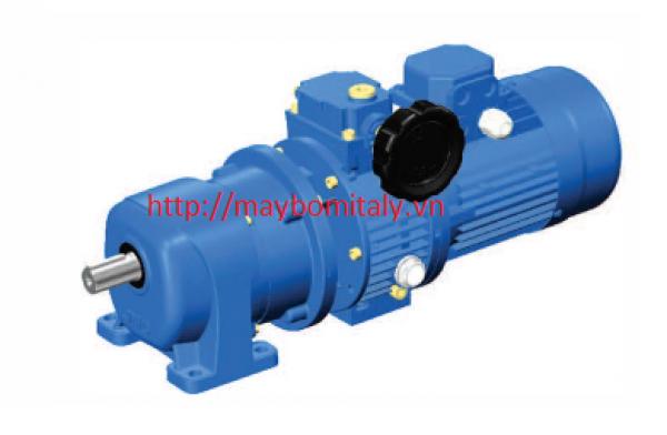 Motor giảm tốc hiệu TRANSMAX Model: UDL-G3LS