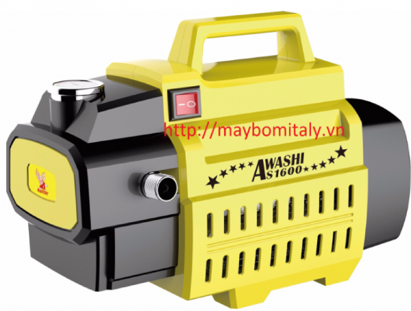 Máy Xịt rửa xe hiệu AWASHI Model: AS1600