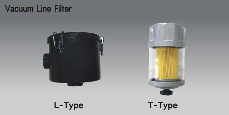 Phụ kiện cho máy bơm hút chân không hiệu DOOVAC - KOREA