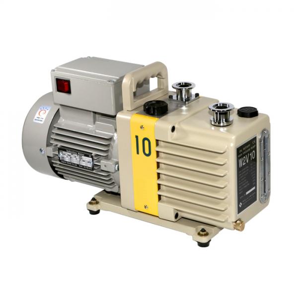 Máy bơm hút chân không vòng dầu hai cấp hiệu DOOVAC - KOREA. Model:W2V10